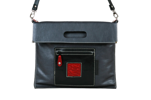 Large Tote - Black/ Elements