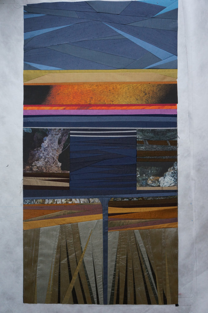 "Art Camp September 8-10  ""Quilting outside the lines"" $425 / $100 deposit"
