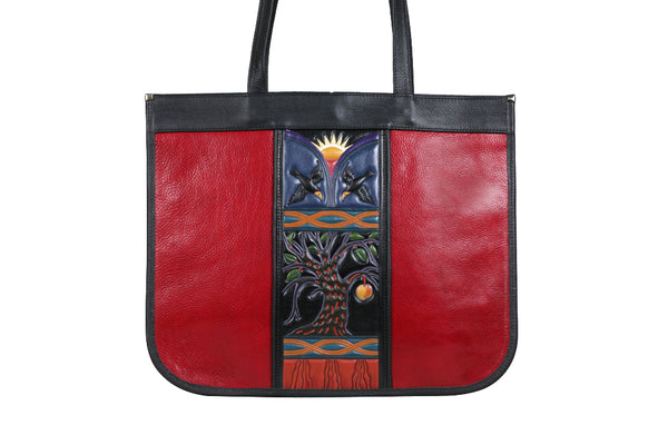 Large Tote - Turtle Ridge Gallery