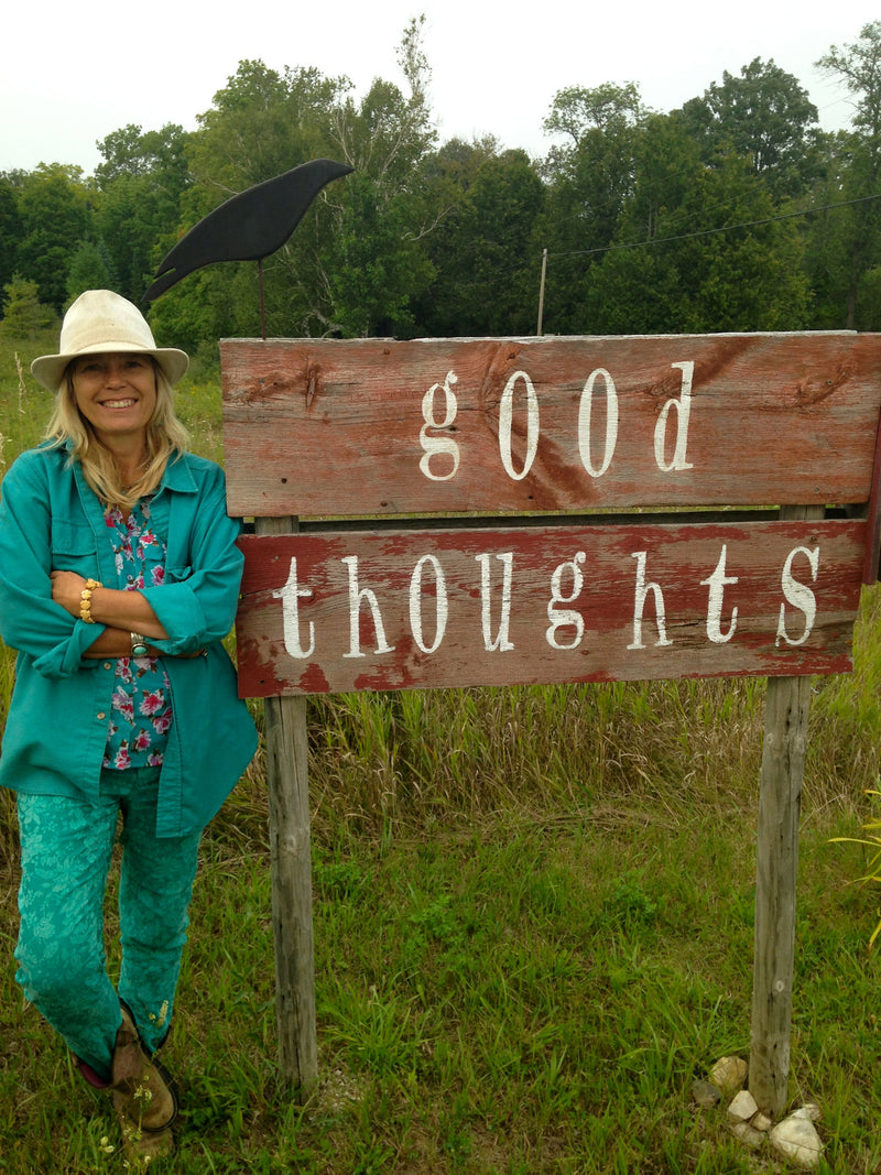 Good Thoughts - Turtle Ridge Gallery
