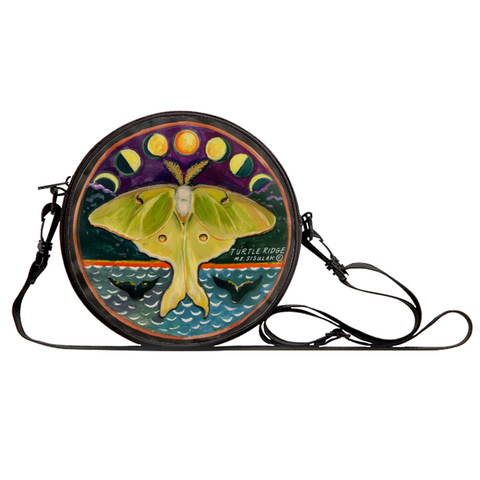 Canvas Round Art Bag - ME Originals
