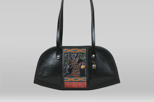 D C Bag - Black/Eden