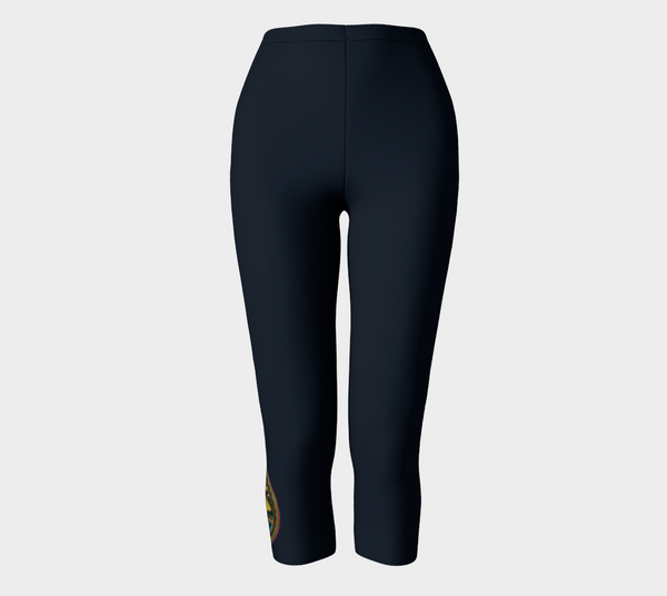 Luna Phase Capri Leggings