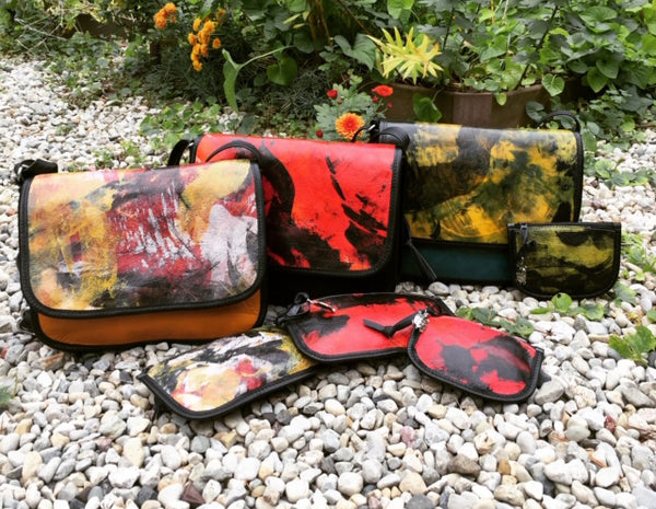 Art Camp - Freehand Bag - May 16th, 2020 - Turtle Ridge Gallery