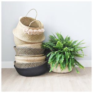 How Are You Using Your Belly? | A Guide to Styling Your Belly Baskets
