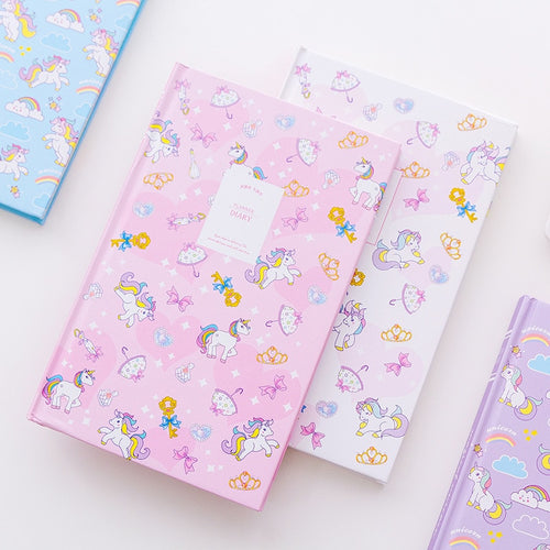 Hardcover Notebook Diary