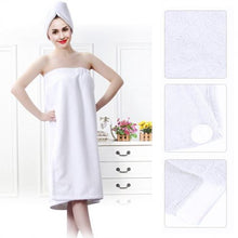 Load image into Gallery viewer, Women's Bath Wrap