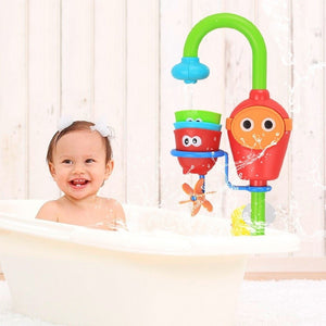 Water Toys Bath Baby Shower Child Baby Playing with Water