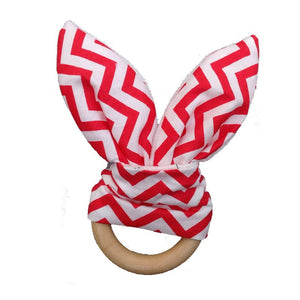 Soft Little Rabbit Ears Baby Toy