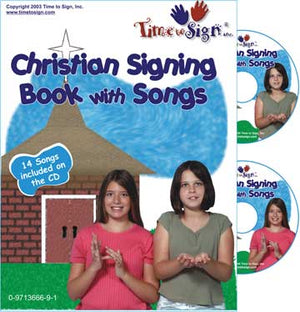 Time to Sign Christian Signing Book