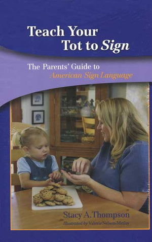 Teach Your Tot to Sign