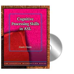 Effective Interpreting: Cognitive Processing in ASL (Study Set)