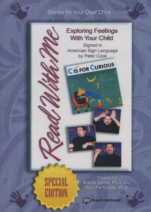 Read With Me: Volume 11 - C is for Curious DVD