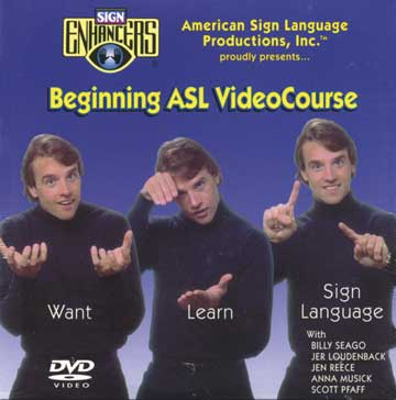 Sign Enhancers Bravo ASL! Curriculum Preview DVD