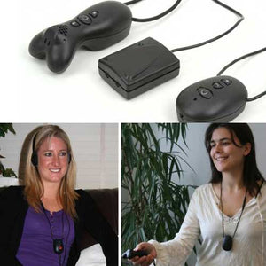 Conversor Pro Plus Personal FM Assistive Listening Device with TV Amplifier