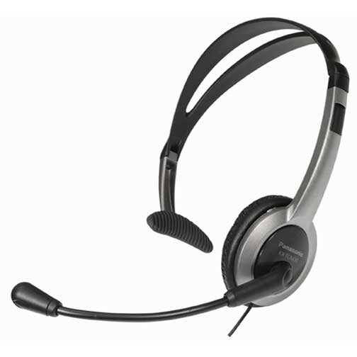 Panasonic KX-TCA430 Telephone Headset