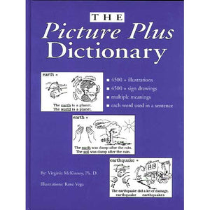 The Picture Plus Dictionary