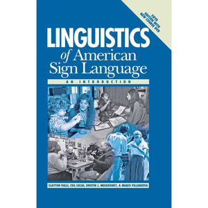 Linguistics of American Sign Language 5th Edition