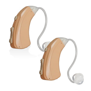 Clarity Chat Beige Pair Personal Sound Amplifier