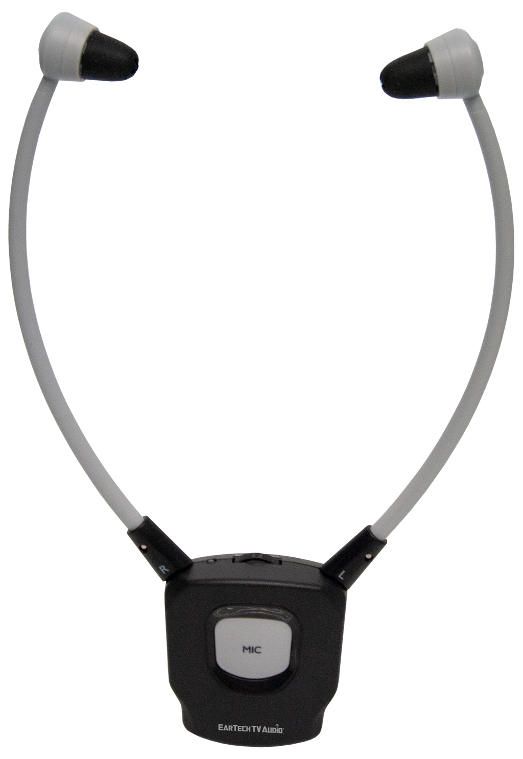 TV Audio Stetho-style Headset Receiver
