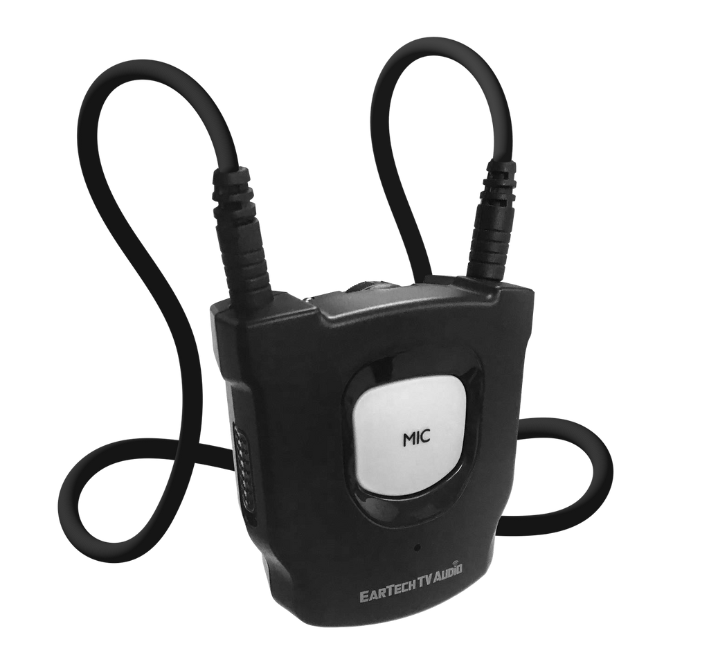 Eartech TV Audio Neckloop Receiver