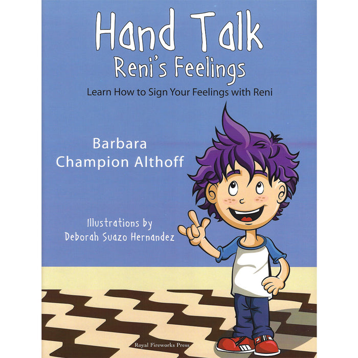 Hand Talk: Reni's Feelings