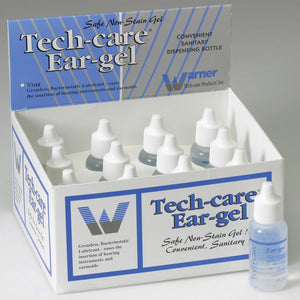 Tech-Care Ear-gel 12 Count