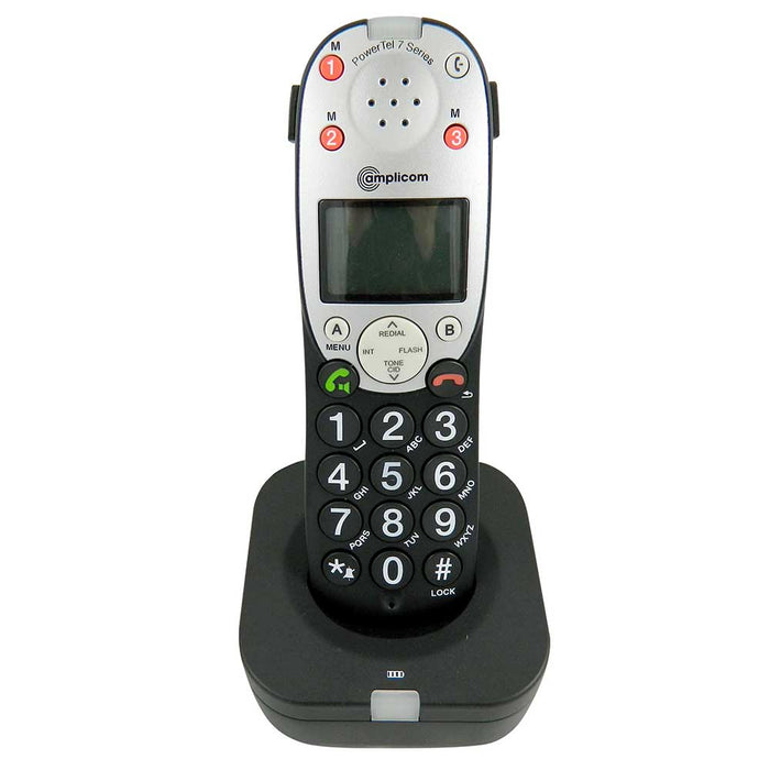 Amplicom PowerTel 701 Amplified Phone Expansion Handset
