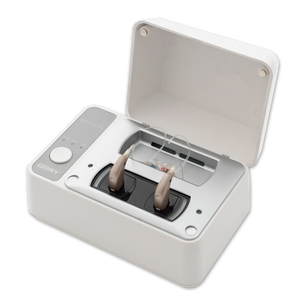Serene Innovations QDRY Dual Hearing Aid Dryer and Charger