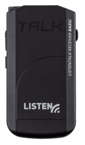 The ListenTALK Receiver BASIC