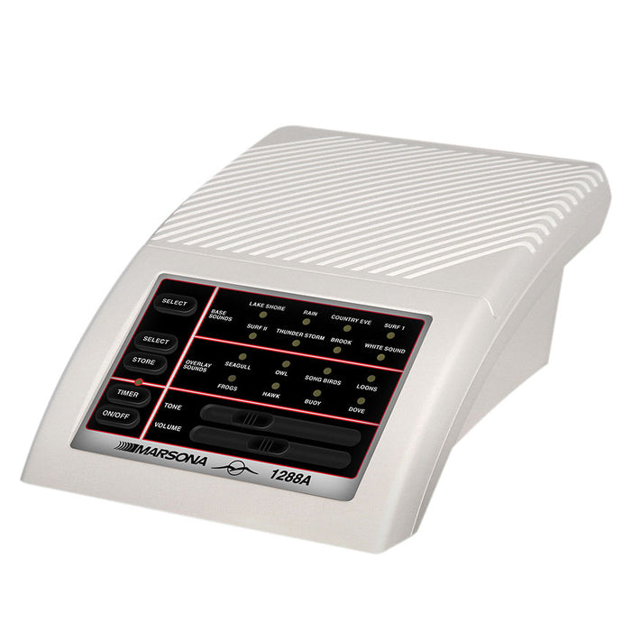 Marpac Marsona DS-1288A Sound Therapy Machine