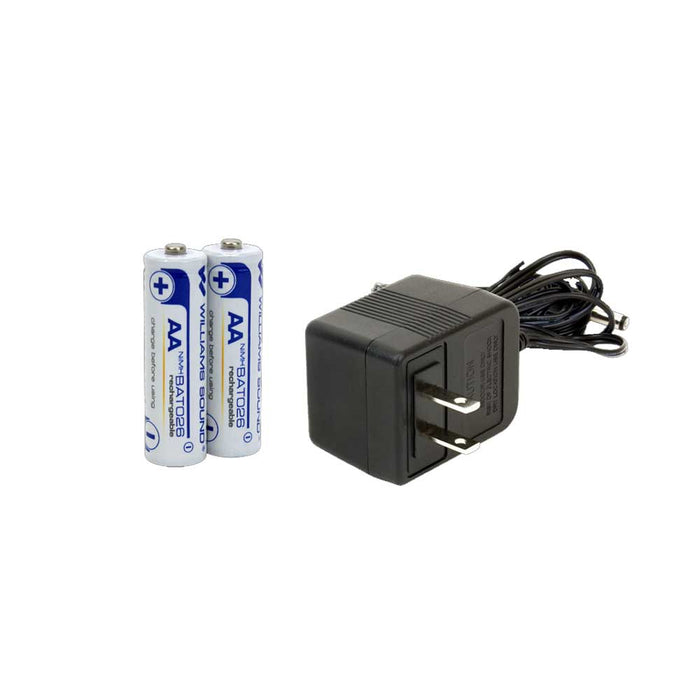 Williams Sound Pocketalker Pro Amplifier Rechargeable Battery Kit