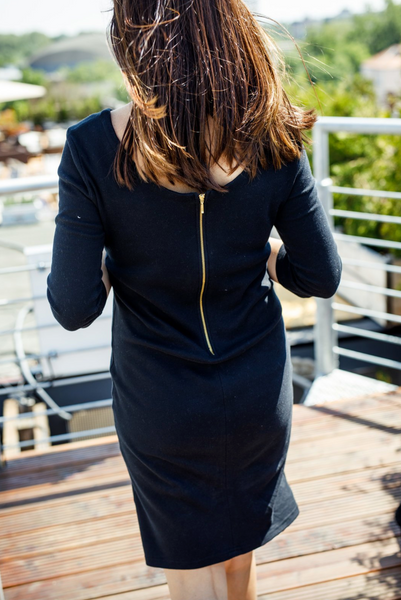 Styling the Brookes Collective Sheath Dress