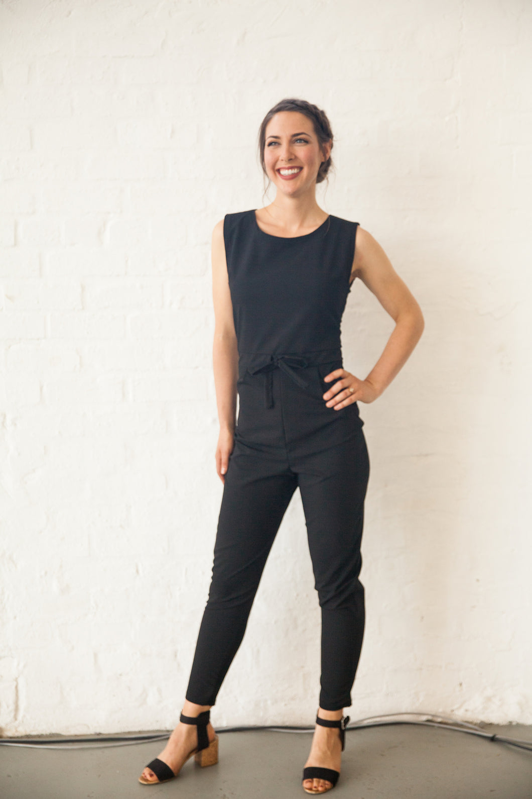 Black Fair Trade Jumpsuit