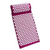 Acupressure Mat Body Pain Acupuncture Yoga Mat with Pillow