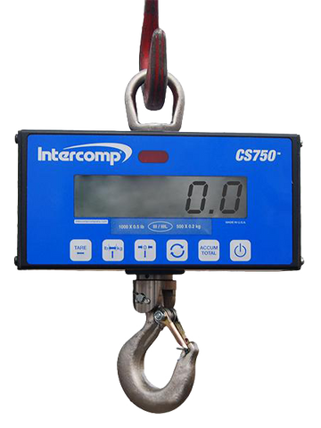 Intercomp CS750 Hanging Scales