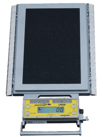 Intercomp LP600 Low-Profile Wheel Load Scale