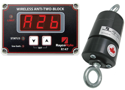 Rayco-Wylie R147 Anti-Two-Block System