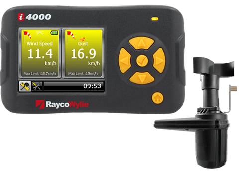 Rayco-Wylie i4000 Wireless Windspeed System