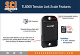 Intercomp TL8000 Tension Link Features