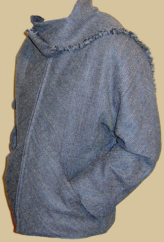 Men's Scarf Jacket