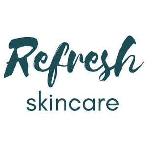 refresh skincare logo