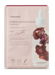 Mamonde Flower Essence Mask #Camellia Anti-Ageing