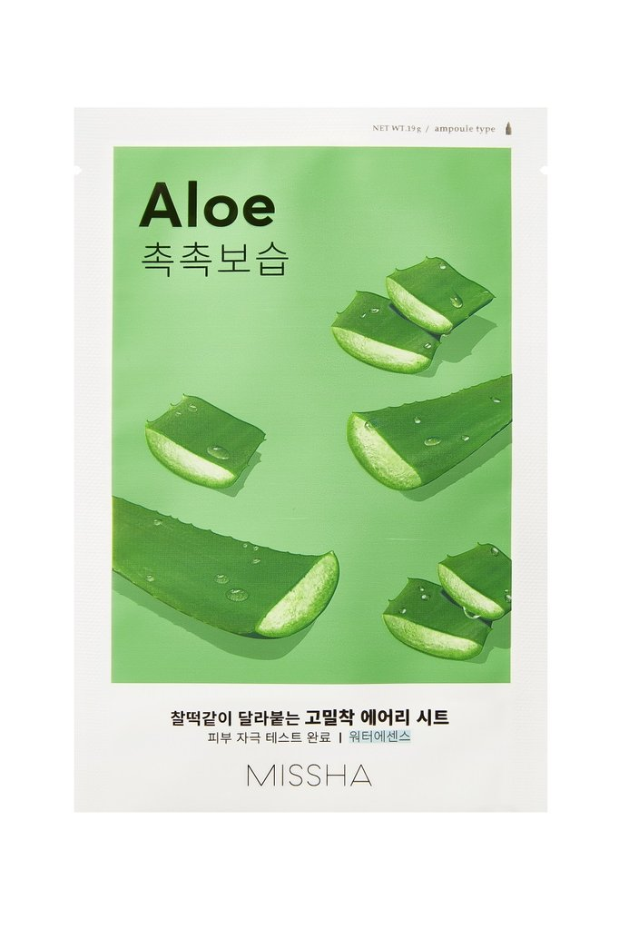Missha Airy Fit Aloe Sheet Mask