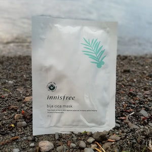 Innisfree Bija Cica Face Mask