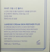 Load image into Gallery viewer, Laneige Cream Skin Refiner + Plus 150ml