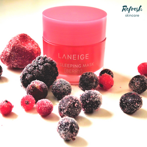 Laneige Lip Sleeping Mask - Berry 20g