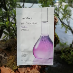 Innisfree Skin Clinic Face Mask with  Peptide