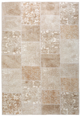 Tappeto MORETTİ PATCHWORK Beige by Loominology