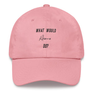 """What Would Rihanna Do?"" Dad hat"